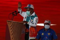 Ma'ruf Amin Sebut PON XX 2021 Jadi Bukti Papua Bisa Berprestasi