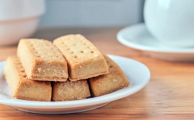 Σκωτσέζικα μπισκότα βουτύρου