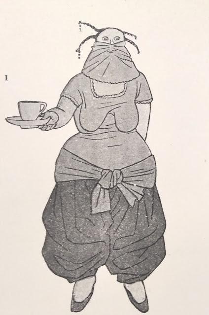костюм турчанки