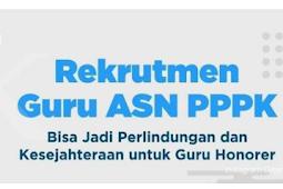 Buka sscasn.bkn.go.id, pemilihan formasi PPPK Guru 2021 tahap 2 dimulai