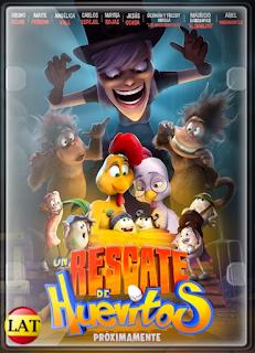Un Rescate de Huevitos (2021) DVDRIP LATINO