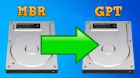 Convertire disco in GPT per installare Windows 11