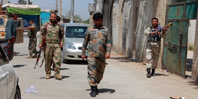 Berhasil Pukul Mundur, Militer Afghanistan Rebut Kembali Tiga Distrik yang Dikuasai Taliban