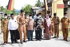 KAN Nagari Tandikek Wakili Padang Pariaman Pada Penilaian KAN Terbaik Tingkat Sumbar