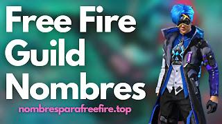 Nombres de Free Fire Guild