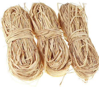 Good Quality Natural Raffia Ribbon for Crafts and Decoration
