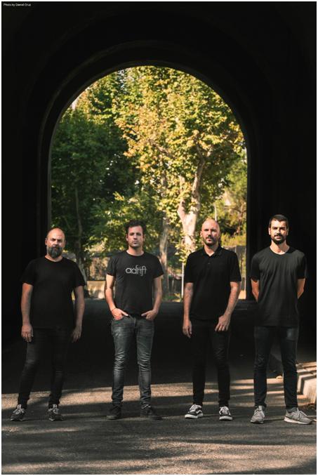 Toundra photo band