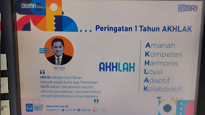 DPP GMNI Duga Erick Thohir Jadikan ATM Bank BUMN Alat Kampanye Terselubung