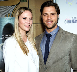 Picture of Cassidy Boesch with hubby Sam