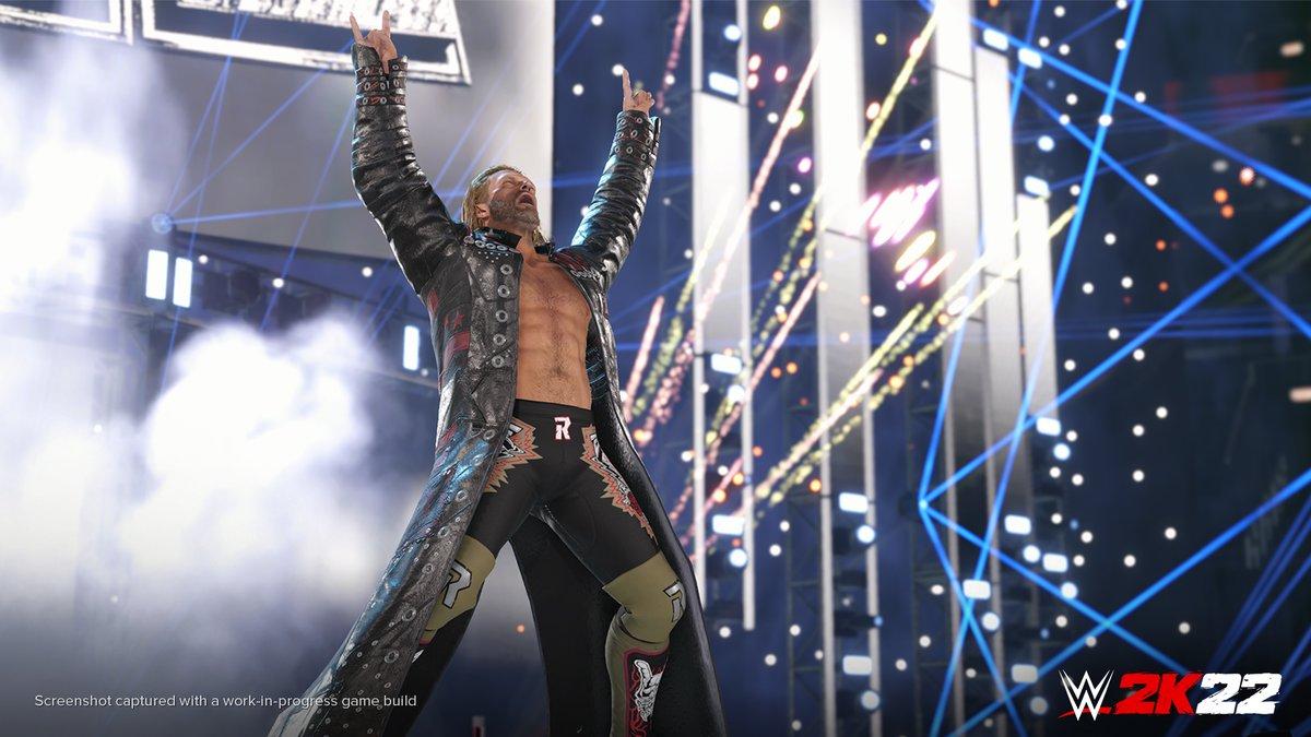 WWE 2K22 tem novas imagens reveladas