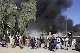 Taliban captured Kabul, Afghan President Ashraf Ghani left the country
