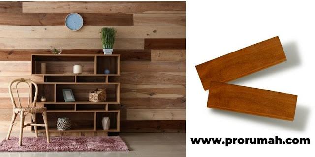 3 Jenis Panel Dinding Kayu Terbaik - dinding kayu engineered