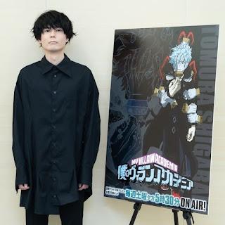 声優 内山昂輝 Uchiyama Koki 僕のヒーローアカデミア My Hero Academia