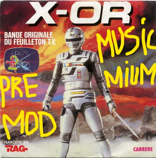 X-OR MUSIQUE (Android/Android TV)