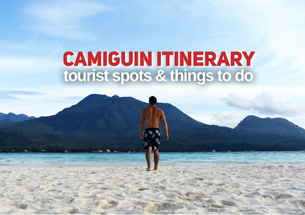 Best Things to Do in Camiguin, Tourist Spots & Itinerary