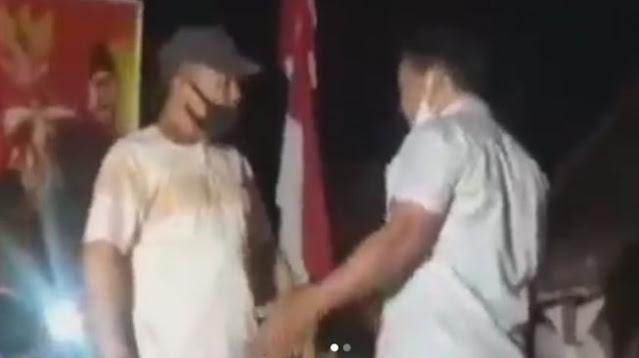 Viral! Diduga Tak Terima Acara Konser Musiknya Dibubarkan, Kades di Kendal Tantang Polisi