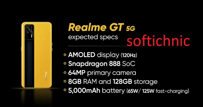 Realme GT RMX2202 latest flash file