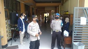 Giat  Pelaksanaan Vaksin 2 Masal   di  Sman 24 Bandung rt 01 rw 01 Kel Pasirendah