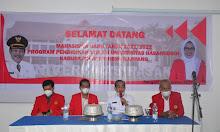 Bupati Sidrap Pimpin Kuliah Perdana di Kampus Unhas Sidrap.