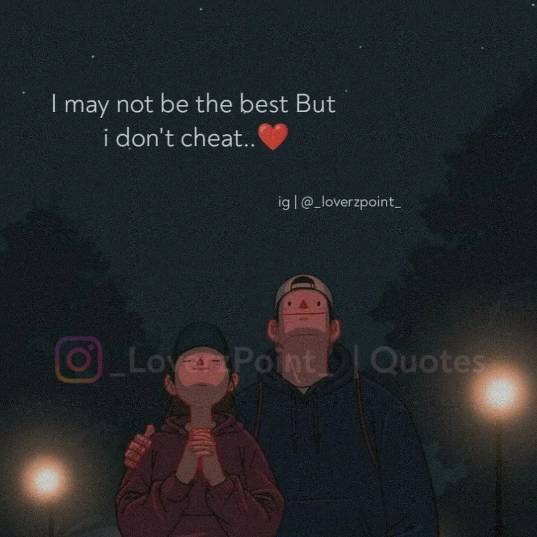 50 + Couple DP with Quotes