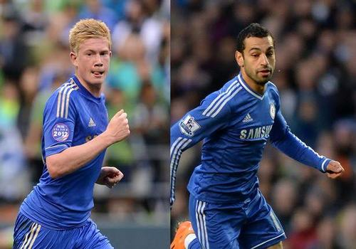 EPL: The real reason De Bruyne and Salah got into a spat with Mourinho at Chelsea