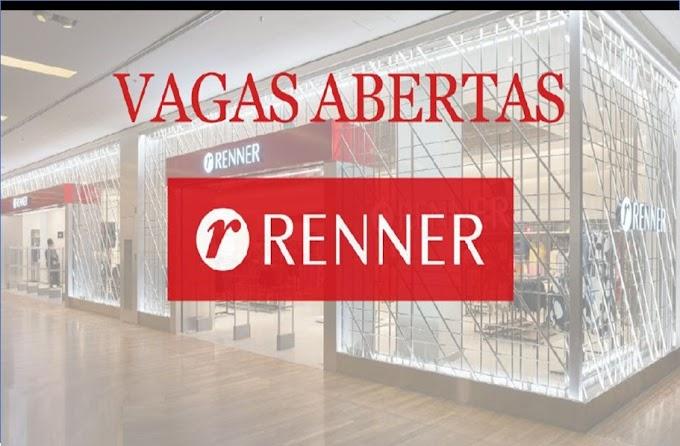 Lojas Renner tem mais de 400 vagas abertas; saiba como se candidatar