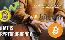 What Is Cryptocurrency? 4 Tips to Safely Invest in Cryptocurrency, Here's What You Should Know