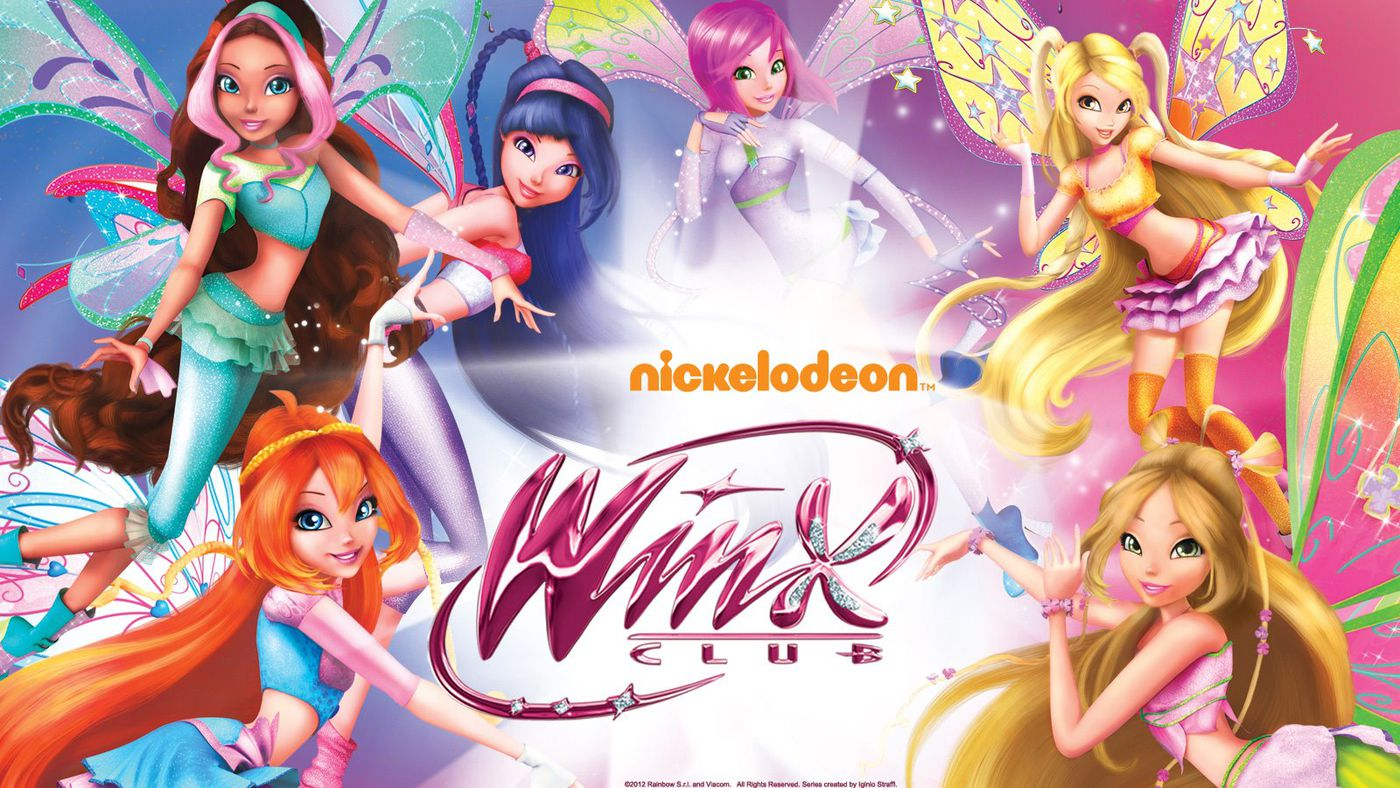 Winx Club Special: The Fate of Bloom (2011) Movie Hindi Download
