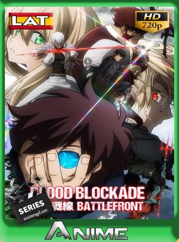 Blood Blockade Battlefront Temporada 1 Completa (2015) Latino HD [720P] [GoogleDrive] DizonHD