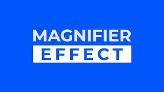Awesome Magnifier Effect using HTML CSS JS