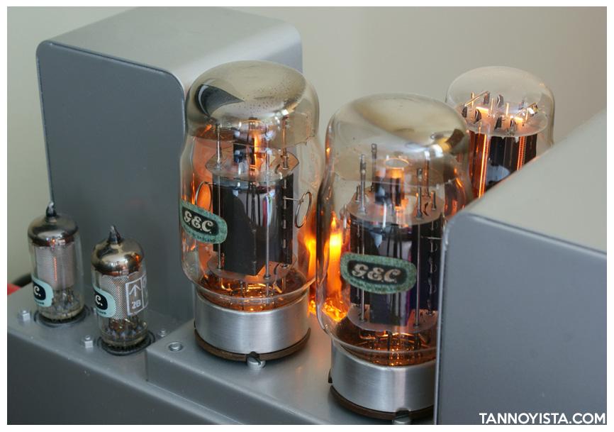 Croft QUAD II Monoblock Amplifiers