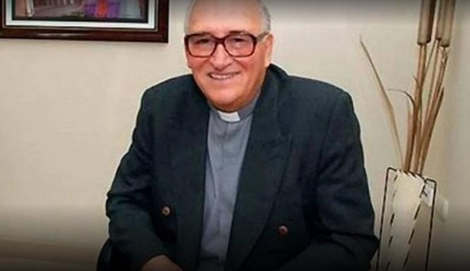 Dolor: Falleció el padre Ceschi