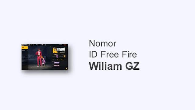 nomor id ff wiliam gz