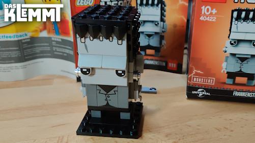 BrickHeadz 111 Frankenstein LEGO® 40422 - www.dasklemmt.de