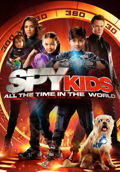 Spy Kids 4 All the Time in the World Hindi Dubbed 2011 Full Movie 720p