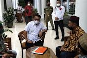 Komda Manado-2 Yayasan Pohuli Ilmu Ilomata Bertemu Wali Kota Bitung