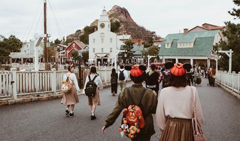 American Waterfront Tokyo DisneySea