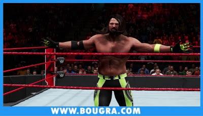تحميل لعبة WWE 2K20 للاندرويد بدون نت من ميديا فاير
