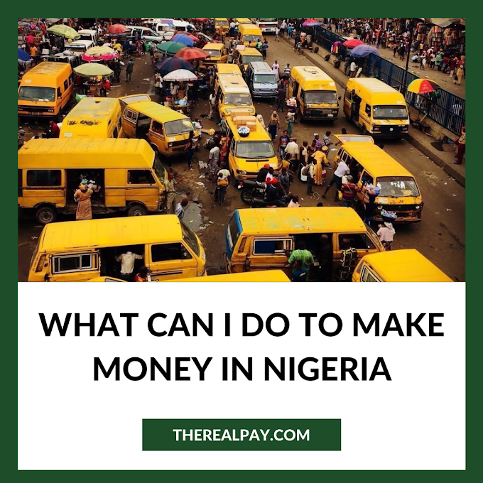 What can I do to make money in Nigeria ?