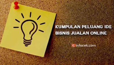 Ide Bisnis Jualan Online