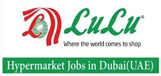 LuLu Hypermarket Jobs Vacancies 2021   Lulu Supermarket job Apply Online