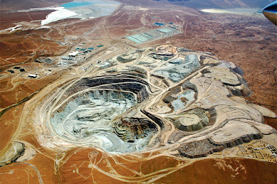 Minera Collahuasi marca pauta entre las empresas chilenas: Año a año Collahuasi ha ido estableciendo nuevos récords de producción