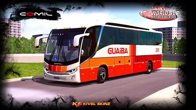 COMIL 1200 4X2 - VIAÇÃO EXPRESSO RIO GUAÍBA