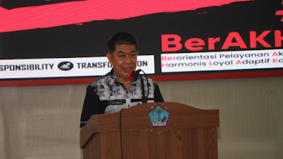 Pemprov Sulut Gelar Expo Aksi Perubahan PKP 2021, Pejabat Pemda Diharapkan Melek Teknologi