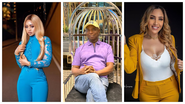 Hours after Posting Regina Photo, co-wife, Laila Unfollows her Husband Ned Nwoko