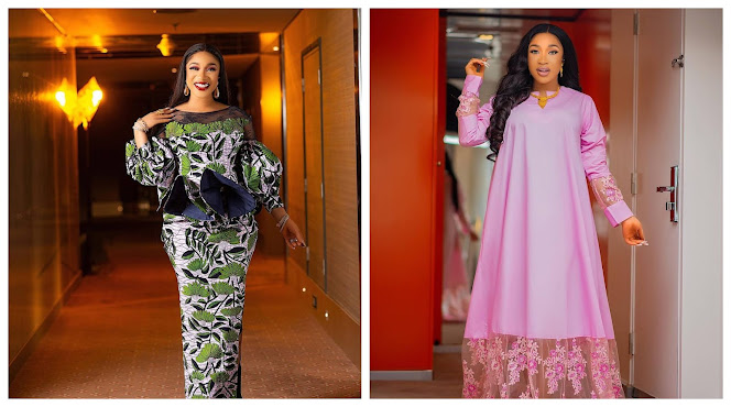 They dont call me King in Vain- Tonto Dikeh warns lawyers to stop calling her on behalf of anyone