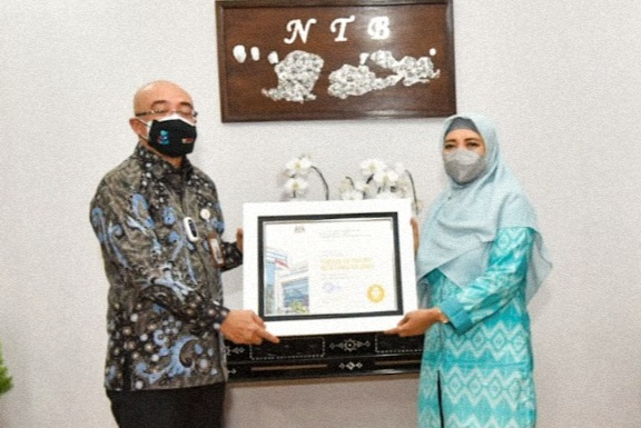 Provinsi NTB sukses raih BKN Awards 2021