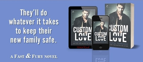 They'll do whatever it takes to keep their new family safe. A Fast & Fury Novel.
