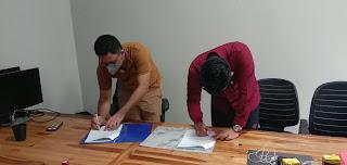 Kerjasama Dengan Industri SMK TI BALI GLOBAL BADUNG dengan PT. GANESHCOM STUDIO