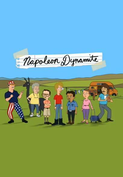 Napoleon Dynamite Temporada 1 Completa 720p Latino